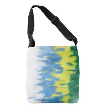 Brazil Colors Art Bag