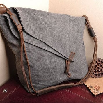 Messenger Bags Laptopbag Canvas Bag Backpack Leather Cro