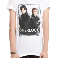 Sherlock Duo Girls T-Shirt