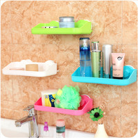 Cosmetic Storage Bathroom Plastic Washroom Hygiene Rack = 4877862212