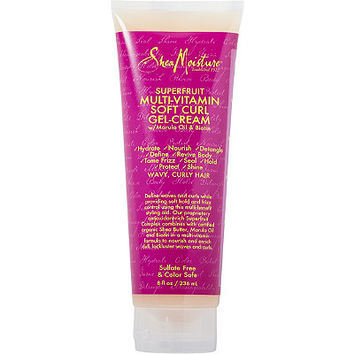 SheaMoisture Superfruit Multi-Vitamin Soft Curl Gel-Cream