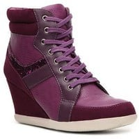 Rebels Glam Wedge Sneaker