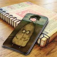 Tree Root Monster HTC One M7 Case