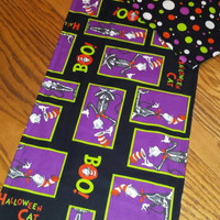 Table RUNNeR CAT in the HAT 40X11 Dr. Seuss Fabric Bright Colors FuN Table DECoR Halloween or Any Time GiFT! Boutique Designs by Sugarbear