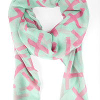 Twisted Faith Scarf $9