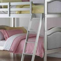 Reese Silver Princess Bunk Bed