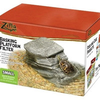 REPTILE - FILTERS & MEDIA - ZILLA BASKING PLATFORM FILTER - 20 GAL - CENTRAL - ENERGY SAVERS - UPC: 96316280779 - DEPT: REPTILE PRODUCTS