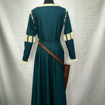 Arrival  Quality  Brave  Merida  Dress  Cosplay  Princes