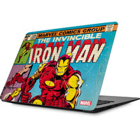 Iron Man Marvel Comics Skin For 13-Inch MacBook Air/Pro
