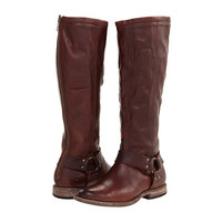 Frye Phillip Harness Tall Whiskey Soft Antique - Zappos.com Free Shipping BOTH Ways
