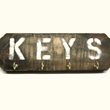 key holder for keys  Shop Brass Key Holders on Wanelo
