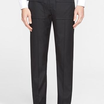 Men's J.W. ANDERSON Patch Pocket Trousers,