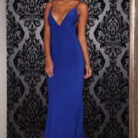 Chile Gown Blue