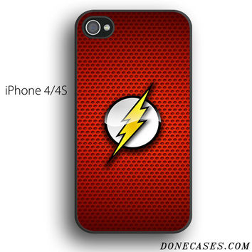 the flash logo suit case for iPhone 4[S]