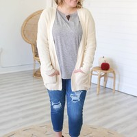 I Need This Cardigan + Cream