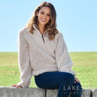 Appalachian Pile Pullover | Lakeside Cotton