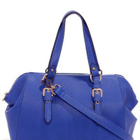 Royal Treatment Blue Purse