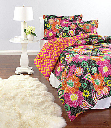 Vera Bradley Ziggy Zinnia Bedding From Dillard S The