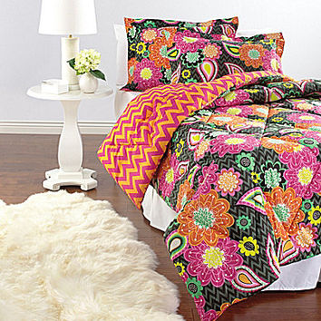 Vera Bradley Ziggy Zinnia Bedding Collection | Dillards.com
