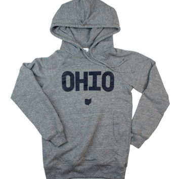 Ohio hooded Sweatshirt