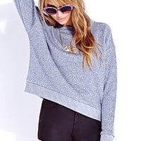 Favorite Cropped Sweatshirt