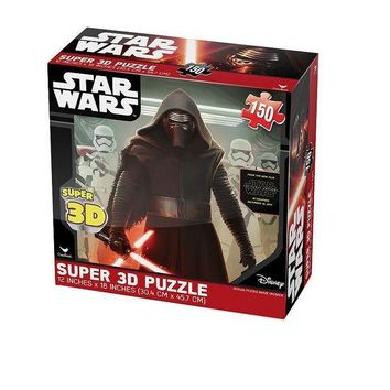 ESB7GX Star Wars: Episode VII The Force Awakens 150-pc. Super 3D Puzzle by Cardinal