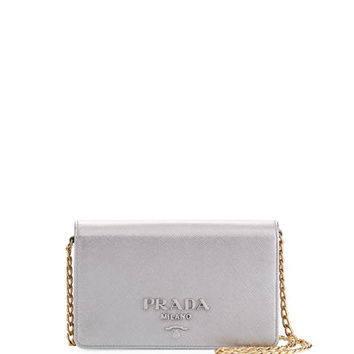 Prada Lux Saffiano Small Shoulder Bag