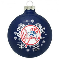 New York Yankees Small Ornament