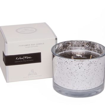 Roland Pine | Lumiere Two-Wick Soy Candle