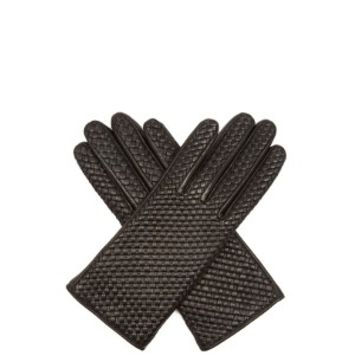 Chloetresse woven leather gloves | Agnelle | MATCHESFASHION.COM UK