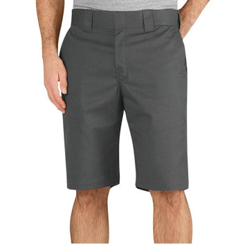 "Dickies - 819 Charcoal Regular Fit 11"" Industrial Work Shorts"