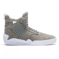 Supra - Skytop IV - Laurel Oak - White