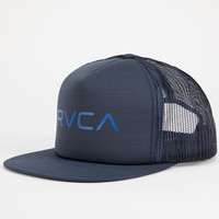 Rvca Trucker Ii Mens Trucker Hat Navy One Size For Men 24477521001
