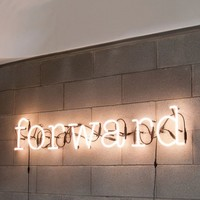 Neon Alphabet Lighting - Letters, Numbers and Symbols from Out There Interiors | Made By | £65.00 | BOUF