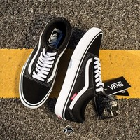 Vans Old School Black Shoes