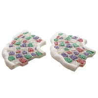 Dept 56 Accessories GUMDROP PARK CURVED Polyresin Village Accessories 4038864