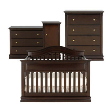 Savanna Tori 3-pc. Baby Furniture Set - Espresso - JCPenney
