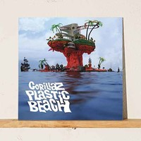 Gorillaz - Plastic Beach 2XLP- Assorted One