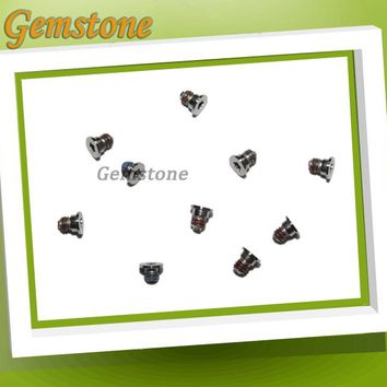 10Set/lot Brand New Bottom Case Screws For Apple MacBook Pro Retina A1398 A1425 A1502 MC975 MD213 ME865