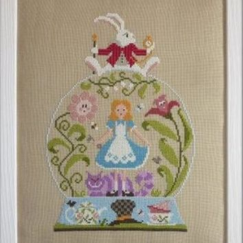 Needlework,DIY Cross Stitch,Sets For Embroidery kits,11CT&14CT,Alice in Wonderland