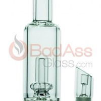 Mini Honeycomb Showerhead Dab Rig at BadAssGlass.com