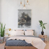 Freeform Wall Hanging by duckyb