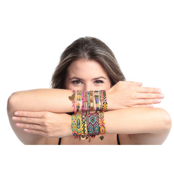 Sustainable & Friendship Wayuu Bracelet 6