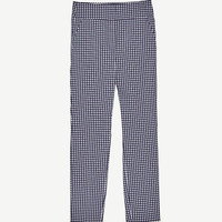 HIGH WAIST CHECKED TROUSERS - View All-TROUSERS-WOMAN | ZARA United Kingdom