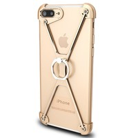 X Smart Ring iPhone 7 7+ Bumper Case