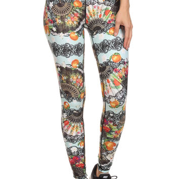 Spanish Romance Dream Leggings