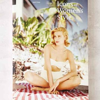 Icons Of Women's Fashion By Josh Sims