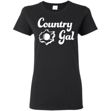Ladies Country Gal T-Shirt
