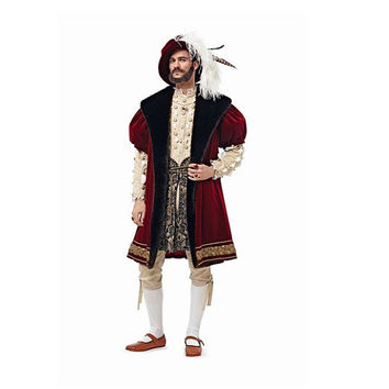 Mens Historic Renaissance Fashions