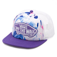 Marble Beach Girl Trucker | Shop Hats at Vans